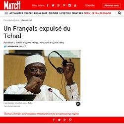 Un Français expulsé du Tchad
