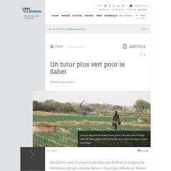 Un futur plus vert pour le Sahel
