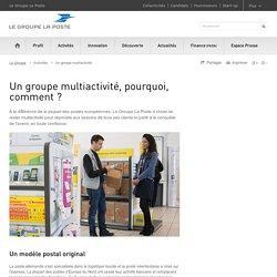 Un groupe multiactivité