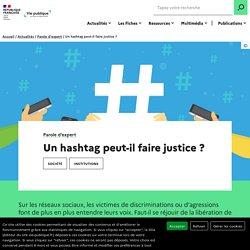 Un hashtag peut-il faire justice ?