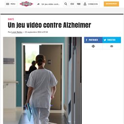 Un jeu vidéo contre Alzheimer