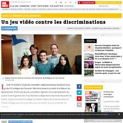 Un jeu vidéo contre les discriminations
