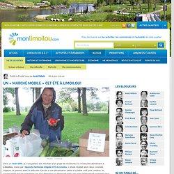 Un « marché mobile » cet été à Limoilou!