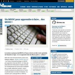 Un MOOC pour apprendre à faire... des MOOC !