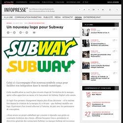 Un nouveau logo pour Subway