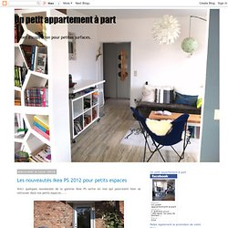 Un petit appartement à part