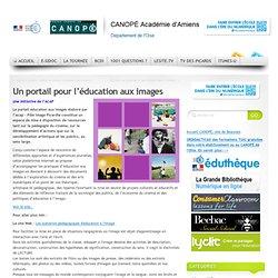 Un portail pour l'éducation aux images