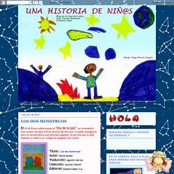 Una historia de niñ@s: LOS DOS MONSTRUOS