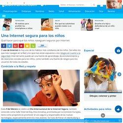Una Internet segura para los niños