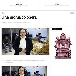 Sor Lucía Caram, una monja cojonera