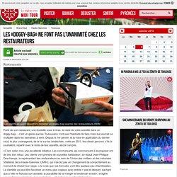 Les «doggy-bag» ne font pas l'unanimité chez les restaurateurs - 05/01/2016 - ladepeche.fr