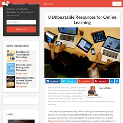 8 Unbeatable Resources for Online Learning