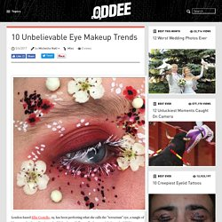 10 Unbelievable Eye Makeup Trends