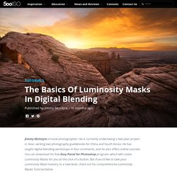 The Basics Of Luminosity Masks In Digital Blending