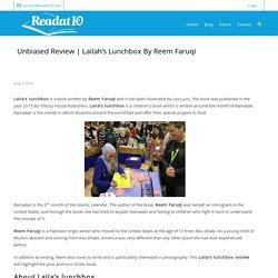 Lailah's Lunchbox By Reem Faruqi