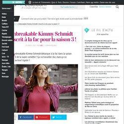 Unbreakable Kimmy Schmidt : trailer saison 3 — madmoiZelle.com