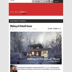 Making of Unbuilt house
