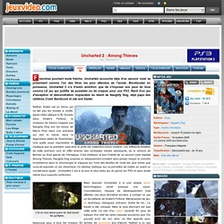 Test de Uncharted 2 : Among Thieves sur Playstation 3