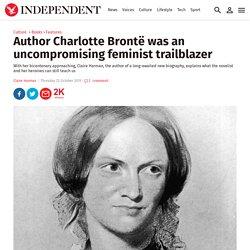 La Victorian girl féministe, Charlotte Brontë