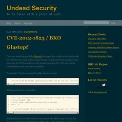 Bypassing outbound egress restrictions with cntlm and Putty « Undead Security