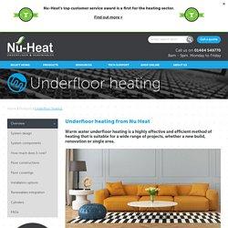 Nu-Heat Underfloor Heating & Renewables