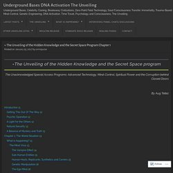 = The Unveiling of the Hidden Knowledge and the Secret Space Program Chapter 1