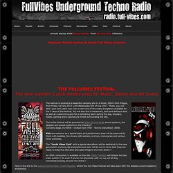 FullVibes Underground Electronic Radio