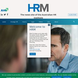Nouvelle : Underperforming colleagues are driving staff out the door - HRM online