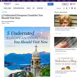 Budget Travel Vacation Ideas: Underrated European Countries