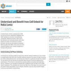 Cell Unlock Services For Lumia 920 Unlock Code