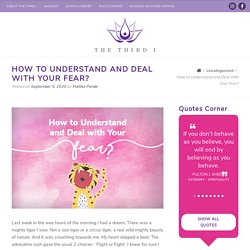 How to overcome fear in life? Steps to overcome fear