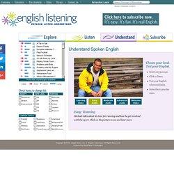 Understand Spoken English « English Listening