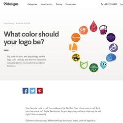 99designs Color-Psychology in Logo Dsgn? -En