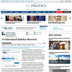 James Zogby: I Understand Shirley Sherrod