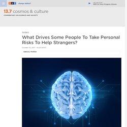 Understanding The Roots Of Human Altruism
