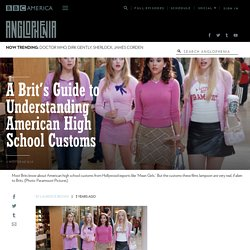 A Brit's Guide to Understanding American High School Customs