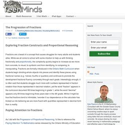 Understanding Fractions Conceptually