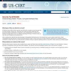 Understanding Hidden Threats: Corrupted Software Files