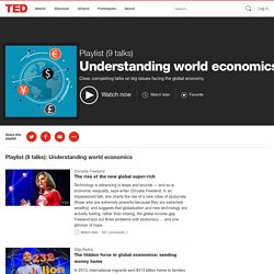 Understanding world economics