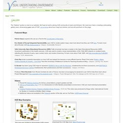 Visual Understanding Environment - Gallery