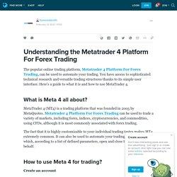 Understanding the Metatrader 4 Platform For Forex Trading : forexrealprofit — LiveJournal