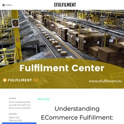 Grow your business with help from eFulfillment Service