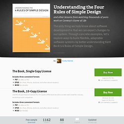 Understanding the Four Rules… by Corey Haines