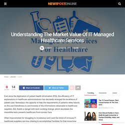 How Managed IT Services Can Benefits In Healthcare?