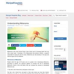 Understanding Melanoma