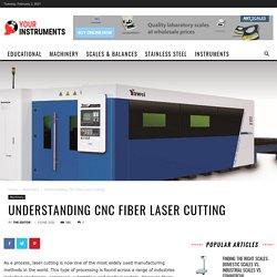 Understanding CNC Fiber Laser Cutting