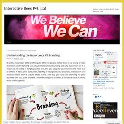 Understanding the Importance Of Branding