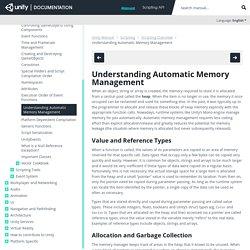 Understanding Automatic Memory Management