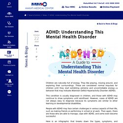 ADHD: Understanding This Mental Health Disorder