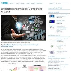 Understanding PCA